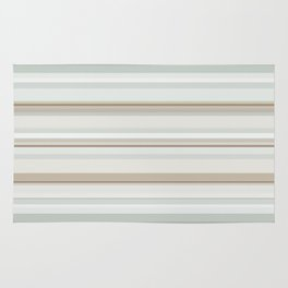 Classic stripes pattern Rug