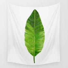 Banana Leaf Wall Tapestry