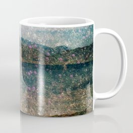 MM 333 . Purple x Mountain Scapes Coffee Mug