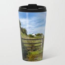 Horsey Island Travel Mug