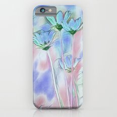 Coming Up Blue iPhone 6s Slim Case