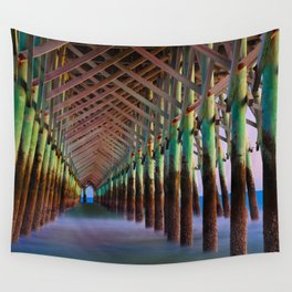 Under the Pier 1 Wall Tapestry