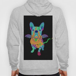 Alebrije Frenchie Hoody
