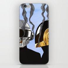 Daft Punk Deux iPhone & iPod Skin