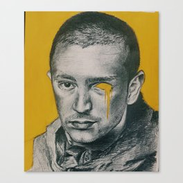 Welcome to Trench Canvas Print