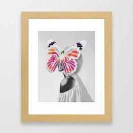 Liko Framed Art Print