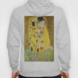 The Kiss - Gustav Klimt, 1907 Hoody