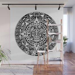 Mayan Calendar Wall Mural