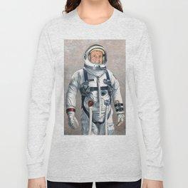 Ed White Long Sleeve T-shirt