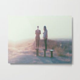 Life's a blur. Metal Print