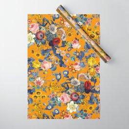 Summer Botanical Garden IX Wrapping Paper
