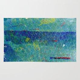 pattern | the ocean Rug