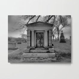Greenwood I Metal Print
