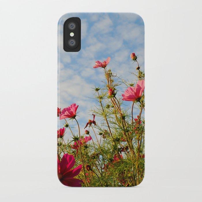 the best attitude 91b54 df952 Wildflower iPhone Case by atteloi