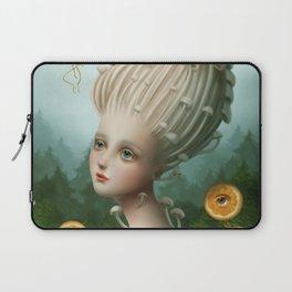 Miss Orangis Laptop Sleeve