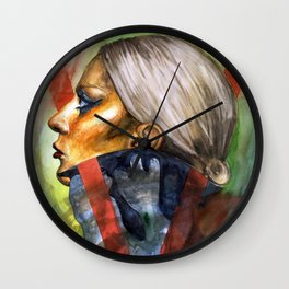 LadyGaga for V Wall Clock