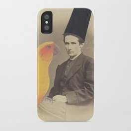 Salvaged Relatives (03) iPhone Case