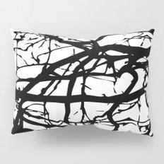 black branches Pillow Sham