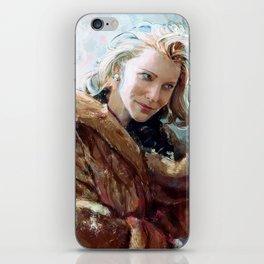 Carol Aird iPhone Skin