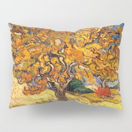 The Mulberry Tree by Vincent van Gogh Pillow Sham