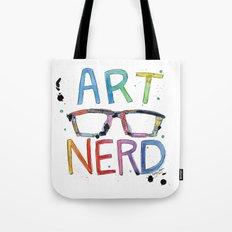 ART NERD Tote Bag