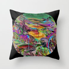 Dream Orb Throw Pillow