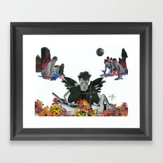 Our Great Star Framed Art Print