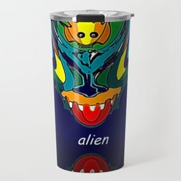 Alien 13. Travel Mug