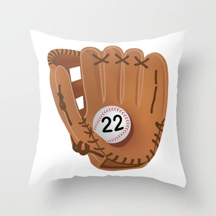 Catch 22 Throw Pillow