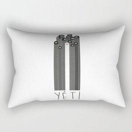 Yéti Rectangular Pillow