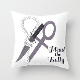 Logo-T2 Throw Pillow