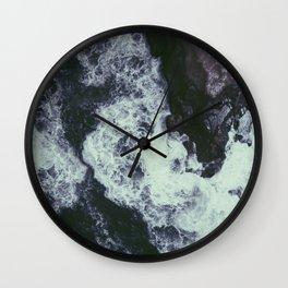 Riptide Wall Clock
