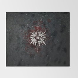 The Inquisition Throw Blanket