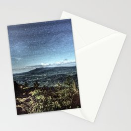 Above the Fog.  Stationery Cards