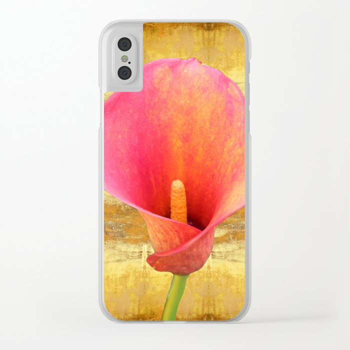 Reiterate Clear iPhone Case