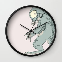 The Innsmouth Look Wall Clock