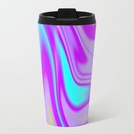 Abstract Fluid 4 Travel Mug