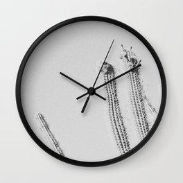CACTUS II / Guantanamo, Cuba Wall Clock