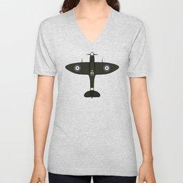 Spitfire Unisex V-Neck