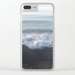 Emotions #4 Clear iPhone Case