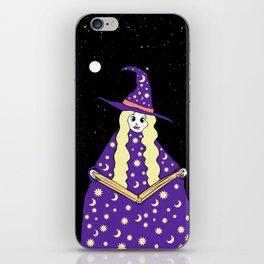 Halloween Witch iPhone Skin