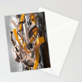 Form Exploration 3 Stationery Cards