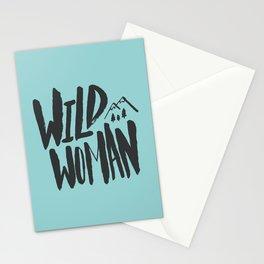 Wild Woman x Blue Stationery Cards