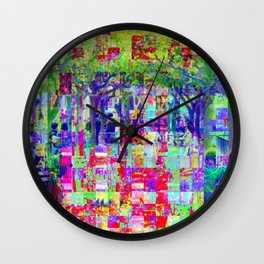 Equations involving a consequence of sequences. 09 Wall Clock
