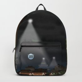 Elm City Green Backpack