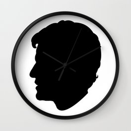 Poe Dameron (You click first? I click first?) Wall Clock