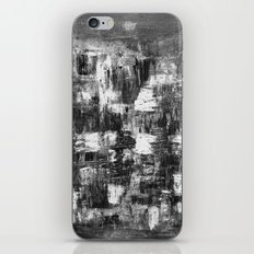into darkness iPhone & iPod Skin