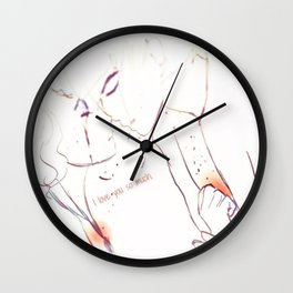 ilusm Wall Clock
