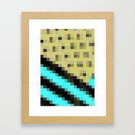 Stars And Stripes Framed Art Print