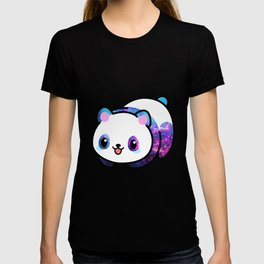 Kawaii Galactic Mighty Panda T-shirt